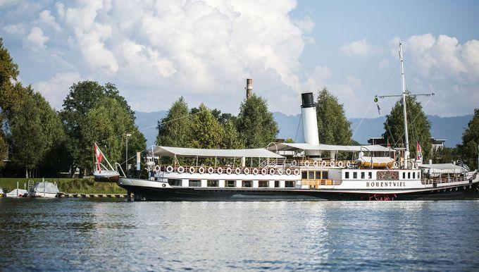Dampferfahrten auf dem Bodensee