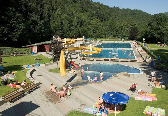 Waldbad Enz