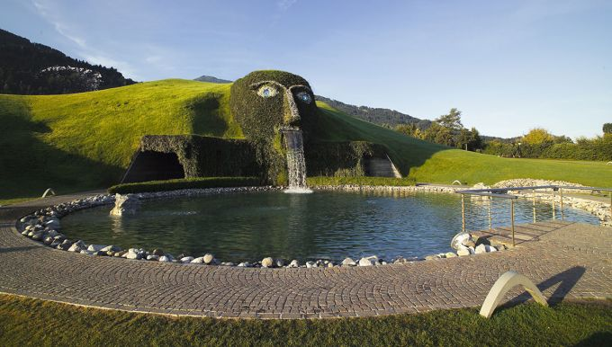 Swarovski Crystal Worlds in Wattens